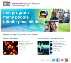 "What's it like to work in the #NIH IRP? Explore new ""#Research in #Action"" #stories and #videos featuring Drs. Rosa Puertollano and Geoffrey Schoenbaum: http://www.irp.nih.gov/our-research/research-in-action"