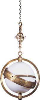 Zodiac Pendant, Circa Lighting