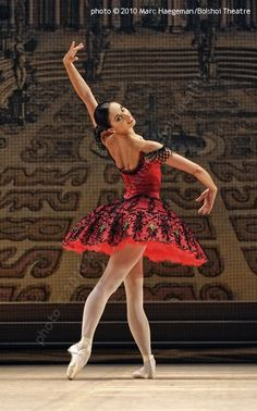 Paquita! I love her variations!                                                                                                                                                                                 More