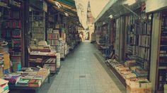#korea #korean #travel #asia #asian ♥♥♥ #beautiful #love #busan #book #store #street♥♥♥
