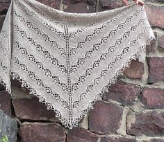 Lace Upon Linen pattern by Po Lena