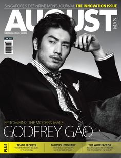"Godfrey Gao to Photogenic Guy: ""Bitch, please. Look At You, How To Look Better, Photogenic Guy, Hot Asian Men, Asian Guys, Godfrey Gao, Asian Men Hairstyle, Men Hairstyles, East Of The Sun"