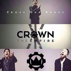 Crown The Empire // Cross Our Bones