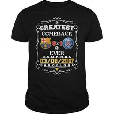 Barcelona Greatest Comeback #name #tshirts #BARCELONA #gift #ideas #Popular #Everything #Videos #Shop #Animals #pets #Architecture #Art #Cars #motorcycles #Celebrities #DIY #crafts #Design #Education #Entertainment #Food #drink #Gardening #Geek #Hair #beauty #Health #fitness #History #Holidays #events #Home decor #Humor #Illustrations #posters #Kids #parenting #Men #Outdoors #Photography #Products #Quotes #Science #nature #Sports #Tattoos #Technology #Travel #Weddings #Women