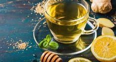 Lemon Honey Tea Recipe (Cough and Sore Throat Remedy) - The Healthy Honeys Sore Throat Remedies, Flu Remedies, Health Remedies, Home Remedies, Natural Remedies, Honey Tea Recipe, Eat When Sick, Green Smoothie Girl, Health