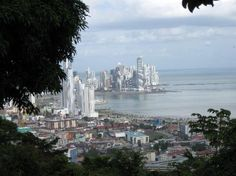 Hike (or cab ride) up Ancon Hill for panoramic views of Pcity
