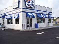 White Castle - have a dozen for lunch