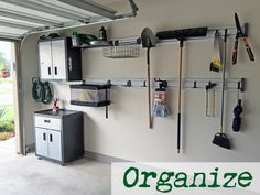 installing our new gladiator garageworks storage system was a snap now when weu0027re