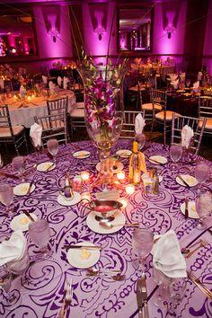Grand Ballroom Wedding Reception- Grand Geneva- Matt Mason Photography