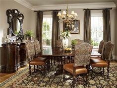 Fine Furniture Design | Hunt Club Square Dining Table
