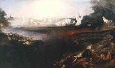 The Last Judgement - John Martin (1789–1854)
