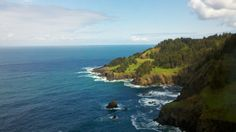 Cape Foulweather may not have the most attractive name, but it's lovely nonetheless.