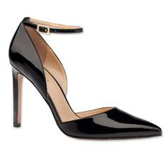 Shop 17 Black-and-White Pieces - Nine West Heels from #InStyle