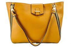 @Ritzy Bagz ♥ Kožená kabelka, handmade leather bag