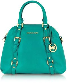 Teal MK bag loveeeee it !