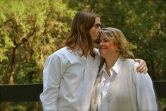 Family photos - mom and son