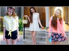 Thumbs up if you enjoyed!  Which outfit was your fav?!    TWIN DOES MY MAKEUP!  http://www.youtube.com/watch?v=adJRg81ak4A=player_embedded    Tumblr: http://meredithfoster.tumblr.com    Keek: Meredith Foster    My Instagram: StilaBabe09    Twitter!   http://twitter.com/#!/stilababe09     Facebook!  http://www.facebook.com/pages/Stilababe09/17579844914...