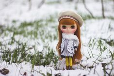 Blythe Doll - Les Jeunette   Spring in Russia