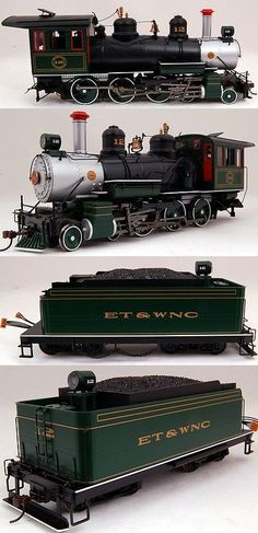 Other Narrow Gauge 9037: Bachmann On30 Scale Train Steam 4-6-0 Ten Wheeler Dcc Equipped Et And Wnc 28670 -> BUY IT NOW ONLY: $244.97 on eBay!