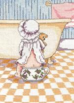 Wee Break - All Our Yesterdays Cross Stitch Kit