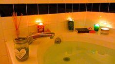 An Epsom Salts bath...