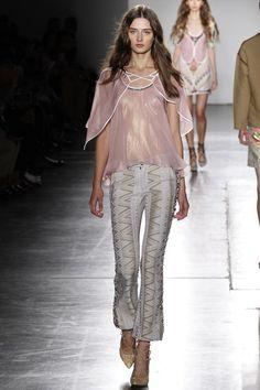 Custo Barcelona New York Fashion Week Ready To Wear SS'16