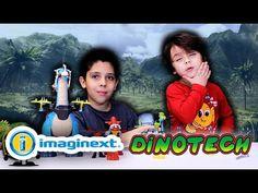DINO TECH Imaginext