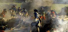 Battle of Poltava. 1709.