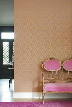 『Import Wallpaper TECIDO ZAZIE 3 CASADECO CRD20552119』 http://item.rakuten.co.jp/interior-cozy/crd20550113-crd20552119/ #wallpaper #interior #diy #fra #輸入壁紙 #壁紙