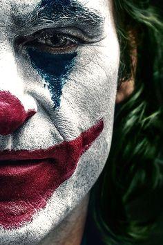 Joker 2019 Clown Makeup Joaquin Phoenix Poster HD Mobile, Smartphone and PC, Desktop, Laptop wallpaper Le Joker Batman, The Joker, Joker Art, Joker And Harley, Harley Quinn, Batman City, Joker Cartoon, Funny Joker, Baby Batman
