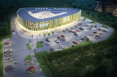 Sports and Leisure Center (2)