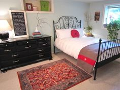 Libbys Colorfully Organized Bedroom My Bedroom Retreat Contest | Apartment Therapy