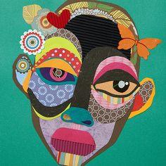 """Paper Queen Laurel"" by Brianna McCarthy"