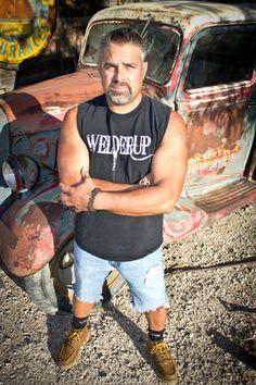 Steve Garnell- Vegas Rat Rods