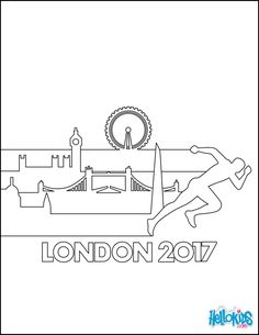 World Championships Athletics 2017 coloring page. Find your favorite World Championships Athletics 2017 coloring page in ATHLETICS coloring pages for . Sports Coloring Pages, Coloring Pages For Kids, Coloring Sheets, World Championship, Athletics, Children Coloring Pages, Colouring Sheets, Colouring Pages For Kids, Coloring Pages