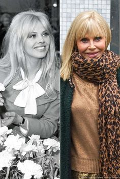 Pictures Of 69-Year-Old Bond Girl Britt Ekland Celebrating 50 Years Of James Bond - Sky Living HD