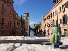 Boba à Venise