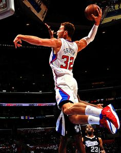 Blake Griffin - my favorite basketball player!!!!!!'