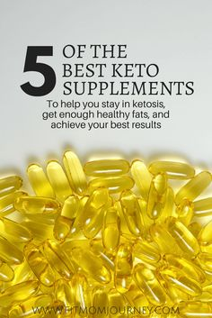 The best supplements can help you when your diet isn't perfect, when you're struggling to stay in ketosis, or need a little bit of help on your keto journey. Atkins Diet, Keto Diet Plan, Paleo Diet, Vegetarian Keto, Healthy Fats, Get Healthy, Healthy Choices, Healthy Life, Healthy Eating