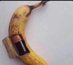 Make sure to charge your BANANAS
