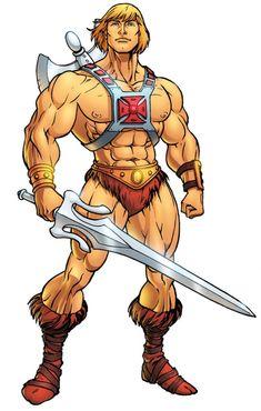 he-man e she-ra the princess of power Cartoon Character Pictures, Funny Cartoon Characters, Cartoon Images, Cartoon Guy, Retro Cartoons, Old Cartoons, Classic Cartoons, School Cartoon, Morning Cartoon
