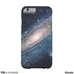 宇宙 iPhone 6 ベアリーゼアケース