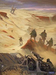 desert art - Google Search