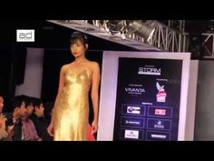 http://youtu.be/2VTqlr0hTaQ AD SINGH Coturue show at hyderabad international fashion week. Showcasing a collection of red carpet gowns, anarkalis and gowns with sexy backs.
