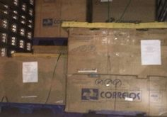DE OLHO 24HORAS: Assalto a caminhão com caixas de Sedex acaba em ti...