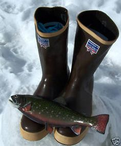 Xtratuf boots.  For the Alaskan at heart