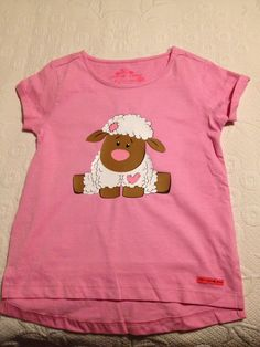 "camiseta ""lovely sheep"" con silhouette cameo"