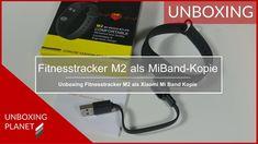 Video mit Unboxing des Fitnesstracker M2 das eine MiBand Kopie ist #unboxing #fitnesstrackerm2 #mibandkopie #video