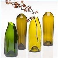 Idea di riciclo creativo: il vaso porta fiori