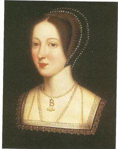Anne Boleyn - Hever Castle portrait